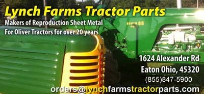 Lynch Farms Tractor Parts